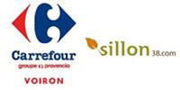 Carrefour - Sillon 38